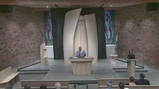 Shabbat Evening Services